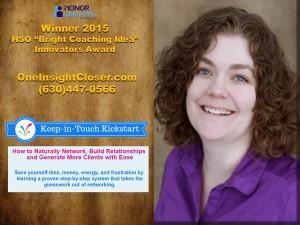 Bright Coaching Idea Award