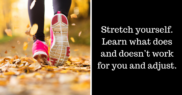 Stretch yourself_Learn what does and